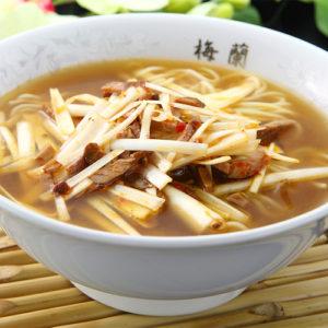 葱チャーシュー麺
