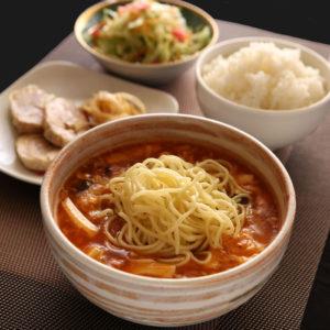 酢辛味五目麺セット 1,130円