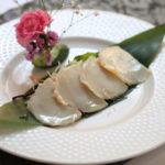 アワビの冷菜